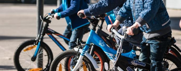 Vi cykler - Til Odense og videre...   ktc.dk