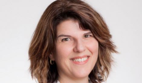 Faggruppeformand Ulla Catrine Brinch