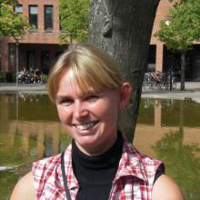 Anne-Mette Jansen - Solrød Kommunes billede