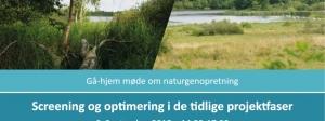 SCALGO og Atkins' Gåhjemmøde om naturgenopretning